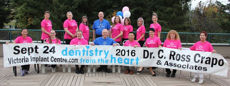 """Dentistry From The Heart"" event"